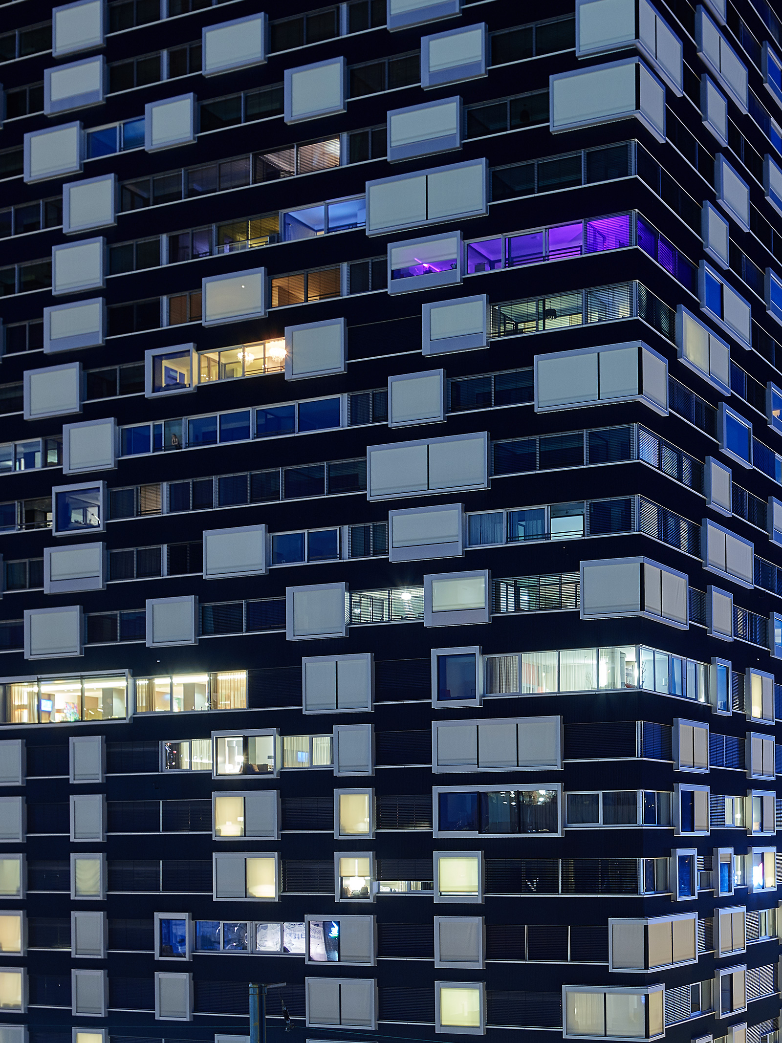 Hochhaus Hard Turm Park, Zürich Gmür & Geschwentner Architekten